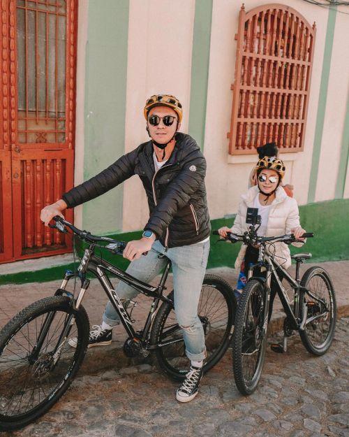 liburan Nikita dan Indra © 2020 brilio.net