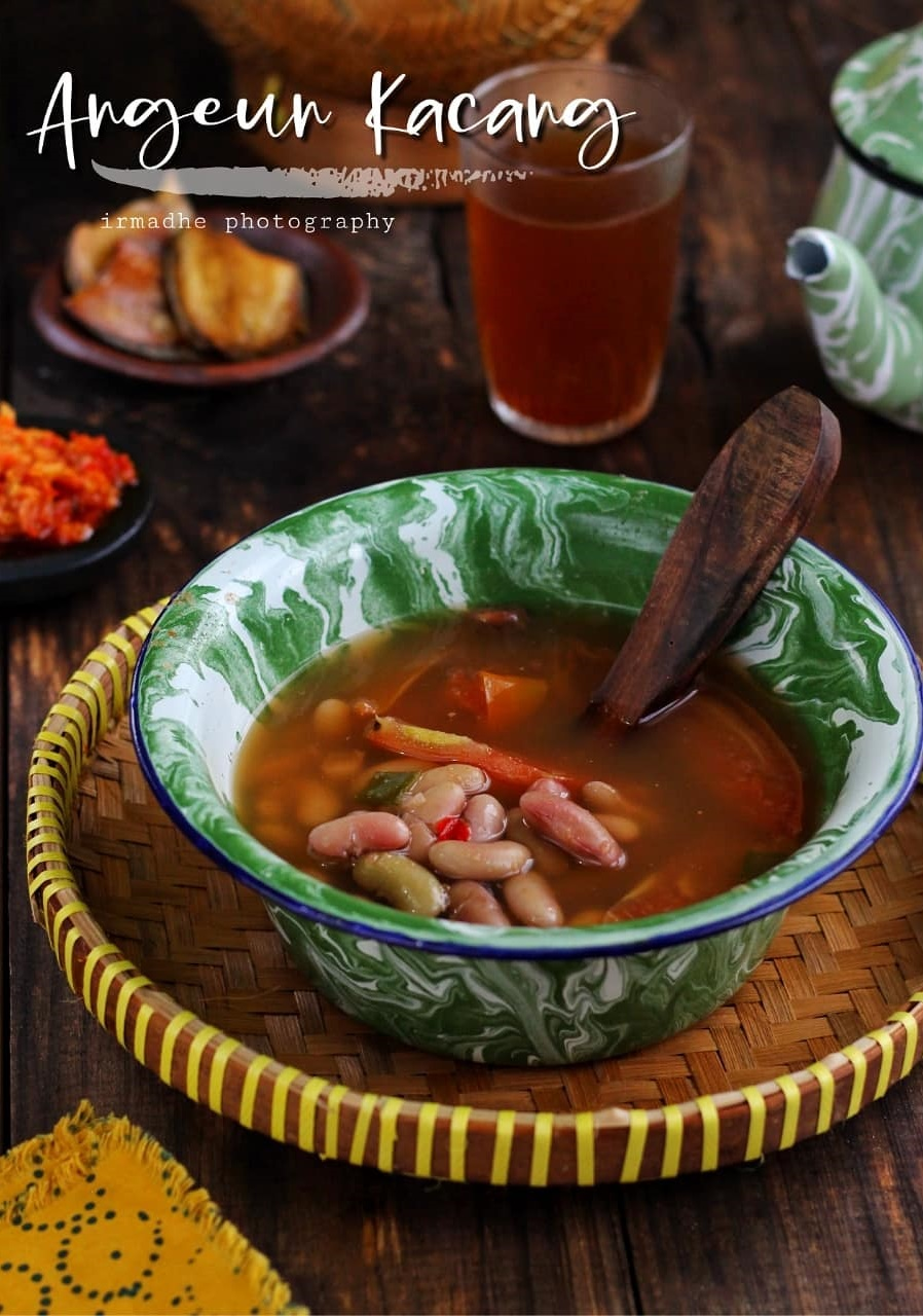 resep sayur kacang merah © Instagram