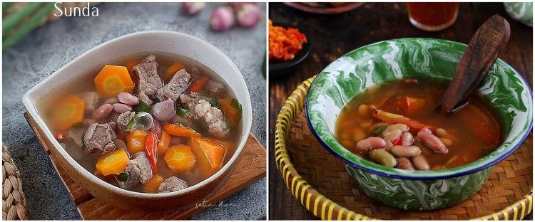 11 Resep sayur kacang merah segar, enak, dan mudah dibuat