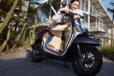 8 Fakta skutik anyar Honda berkarakter unik, fashionable dan stylish