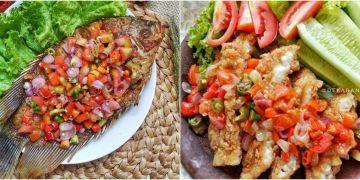 10 Resep makanan dengan sambal dabu-dabu, mudah dibuat dan bikin nagih