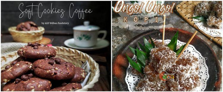 12 Resep camilan dari olahan kopi ala rumahan, sederhana dan enak