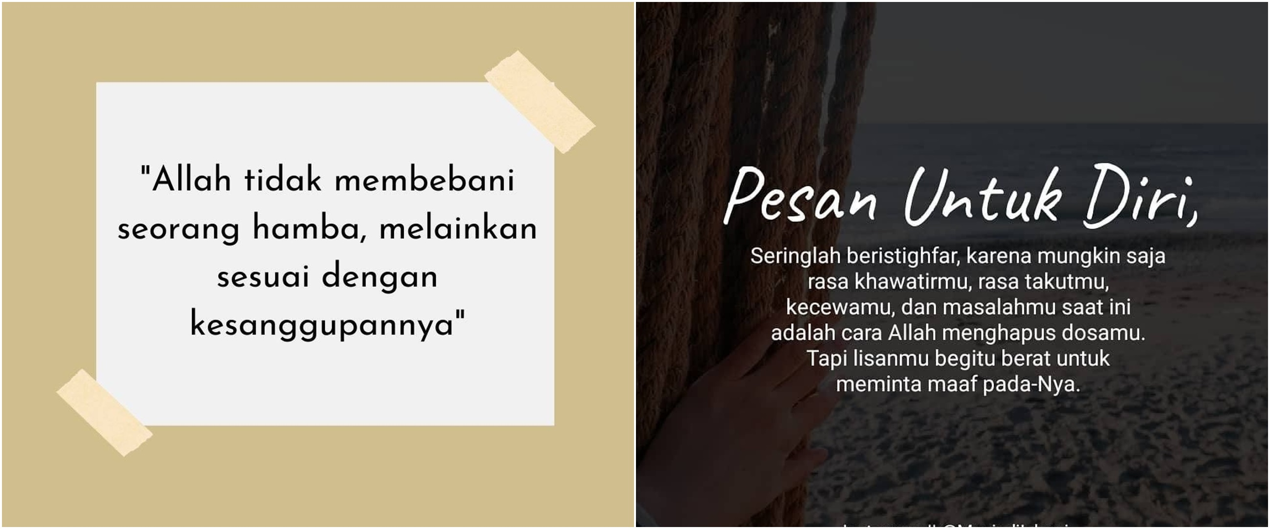 40 Kata-kata bijak Islami tentang kesedihan, bikin hati tenang