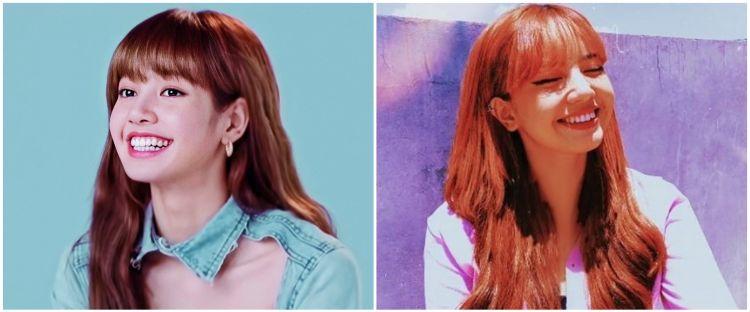 10 Potret perbandingan Lisa Blackpink & 'kembarannya', bisa bedain?
