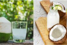 10 Manfaat air kelapa untuk kecantikan dan cara penggunaannya