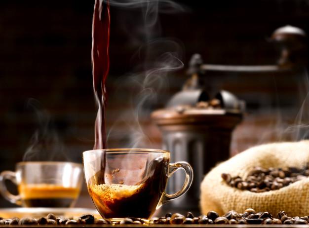 Manfaat kopi bagi pria © freepik.com