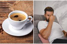 10 Manfaat mengonsumsi kopi untuk pria, tingkatkan kesehatan hati