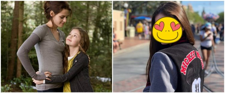 10 Pesona Mackenzie Foy, anak Bella Swan & Edward Cullen 'Twilight'