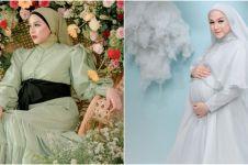 Momen bahagia Nina Zatulini melahirkan anak ketiga, penuh syukur