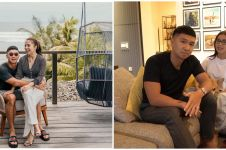 7 Momen Nikita Willy pulang dari honeymoon, disambut ibu mertua