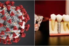 Cara kreatif perajin gigi palsu bertahan kala pandemi