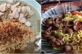 10 Perpaduan dua jenis makanan ini bikin auto gagal paham
