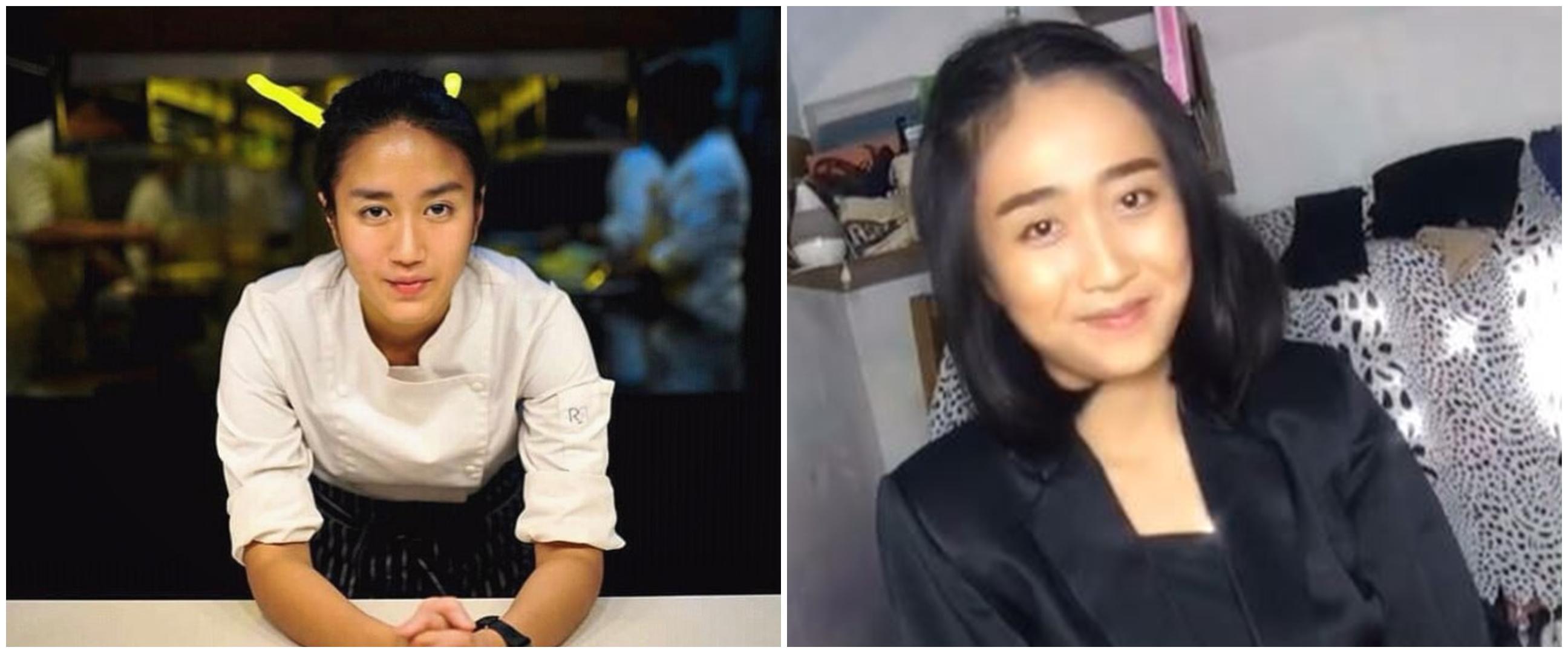 Viral wanita mirip Chef Renatta, ini 8 potretnya yang curi perhatian