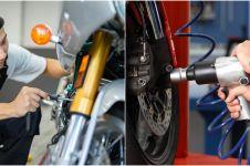 Jangan lakukan 5 hal ini agar garansi sepeda motor kamu tak hangus