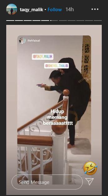 Sherel Taqy banjarmasin © Instagram