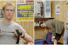 Ingat pria laundry di serial Mr. Bean? Ini 10 potret terbarunya