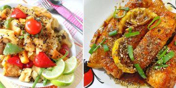 10 Resep masakan saus lemon ala rumahan, enak dan sederhana
