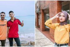 8 Potret Dania Aulia, cewek yang bikin kembaran Raffi Ahmad viral