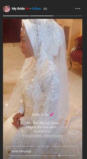 cucu maruf menikah © Instagram