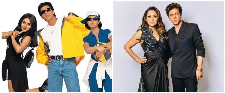 Momen mesra 7 pemain Kuch Kuch Hota Hai & pasangan asli, bikin baper