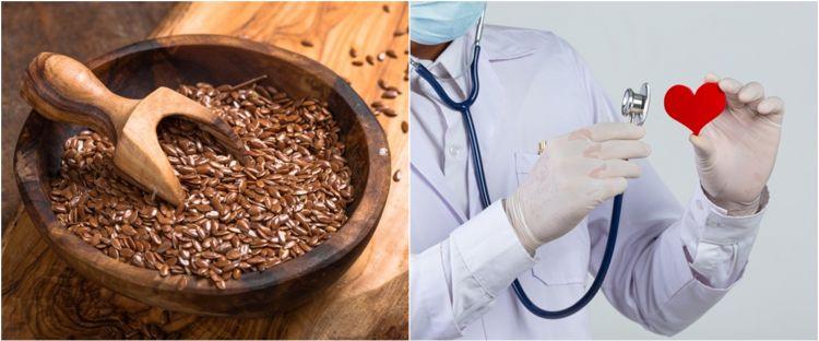 8 Manfaat biji rami bagi kesehatan, bisa cegah penyakit jantung