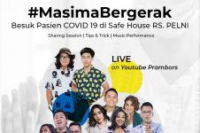 #MasimaBergerak, program radio untuk semangati pasien Covid-19