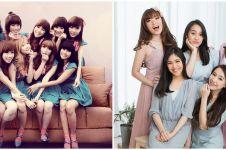 7 Potret 'reunian' 5 eks member Cherrybelle, diminta comeback