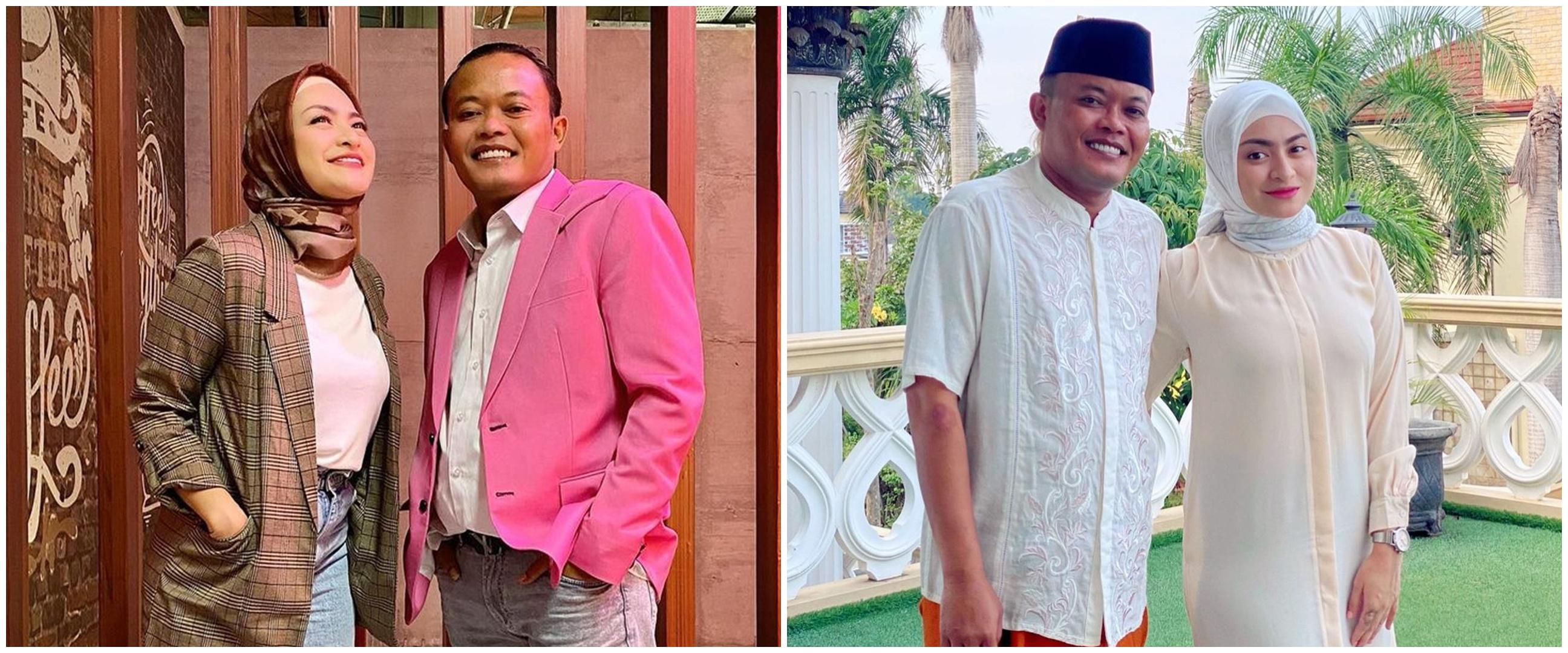 Sebelum menikah, ini momen bahagia Sule rayakan ulang tahun ke-44