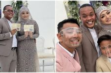 Gaya 7 seleb hadiri pernikahan Sule, Nagita Slavina curi perhatian