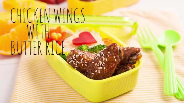 makan siang untuk anak © Instagram
