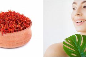 8 Manfaat saffron untuk kecantikan dan cara menggunakannya