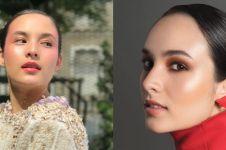 Biasa tampil natural, ini 10 potret Chelsea Islan bermakeup tebal