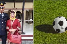 Deretan pesepak bola Indonesia ini berprofesi sebagai polisi