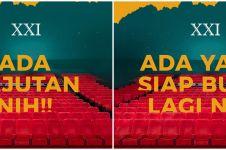 16 Daftar bioskop Cinema XXI Jakarta yang kembali dibuka