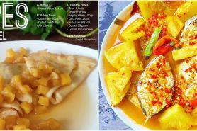 10 Resep olahan makanan dari nanas, segar, enak, dan mudah dibuat