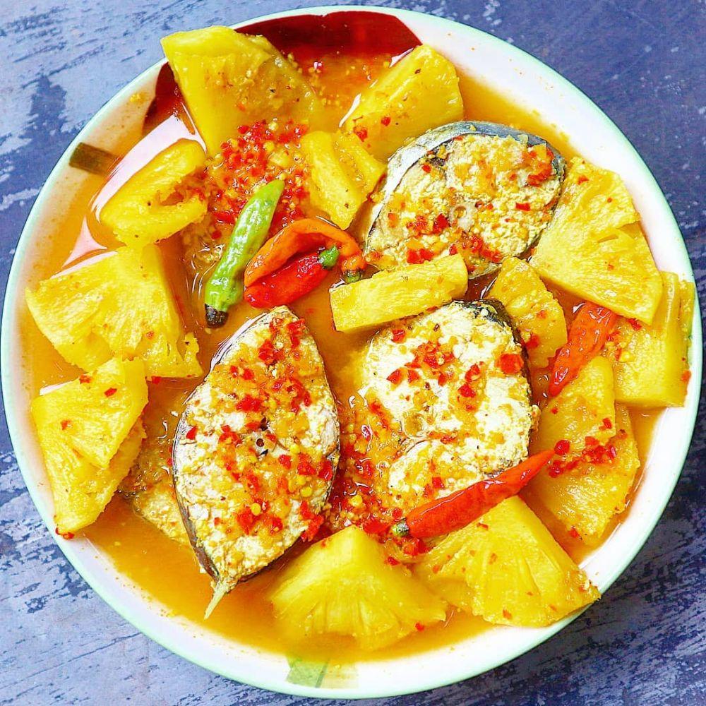 Resep makanan dari nanas © 2020 brilio.net