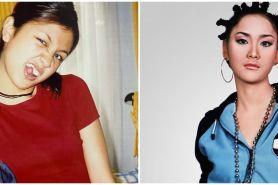 Potret masa remaja 10 seleb cantik Tanah Air, gayanya ikonik banget