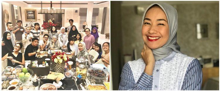 Menikah dengan pengusaha, ini potret rumah 5 mantan Puteri Indonesia