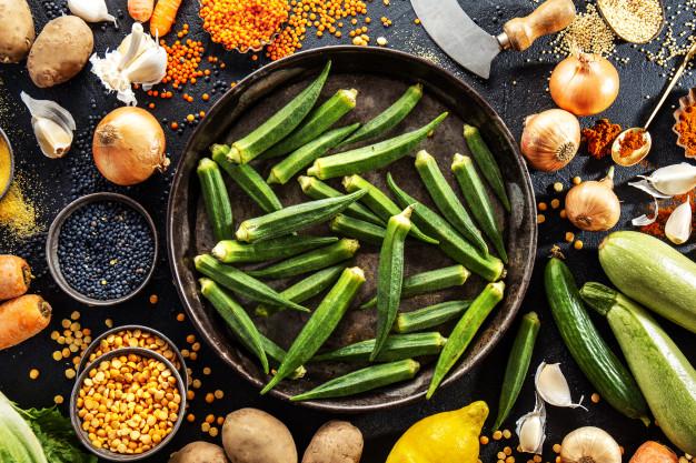 Sayuran yang baik dikonsumsi ibu hamil © freepik.com