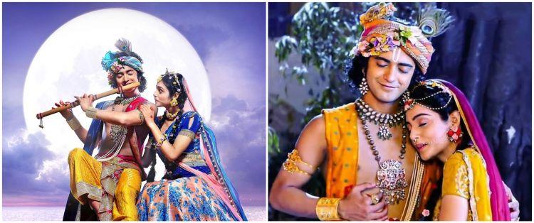 Potret rumah 7 pemain serial Radha Krishna, klasik sampai modern