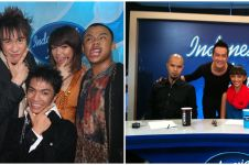 10 Potret kenangan manis Daniel Mananta jadi host Indonesian Idol