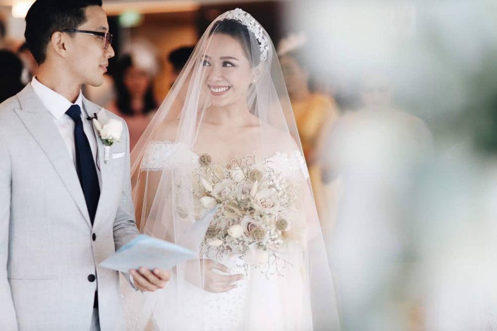 momen pernikahan presenter © Instagram