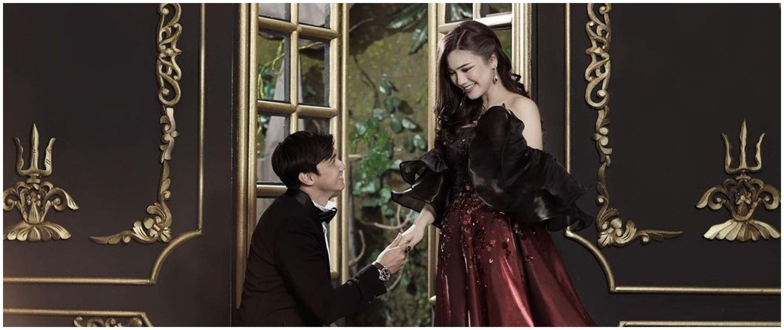 10 Gaya prewedding Felicya Angelista & Caesar Hito, stunning & elegan