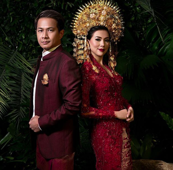 Indonesian Idol saat prewedding  © 2020 brilio.net