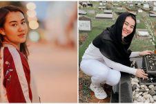 Potret lawas Aaliyah bareng Adjie Massaid, bikin haru