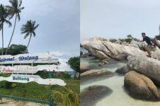 5 Spot Instagramable di Pulau Lengkuas, cagar budaya memesona