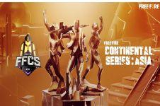3 Tim Free Fire Indonesia siap berlaga di turnamen FFCS 2020