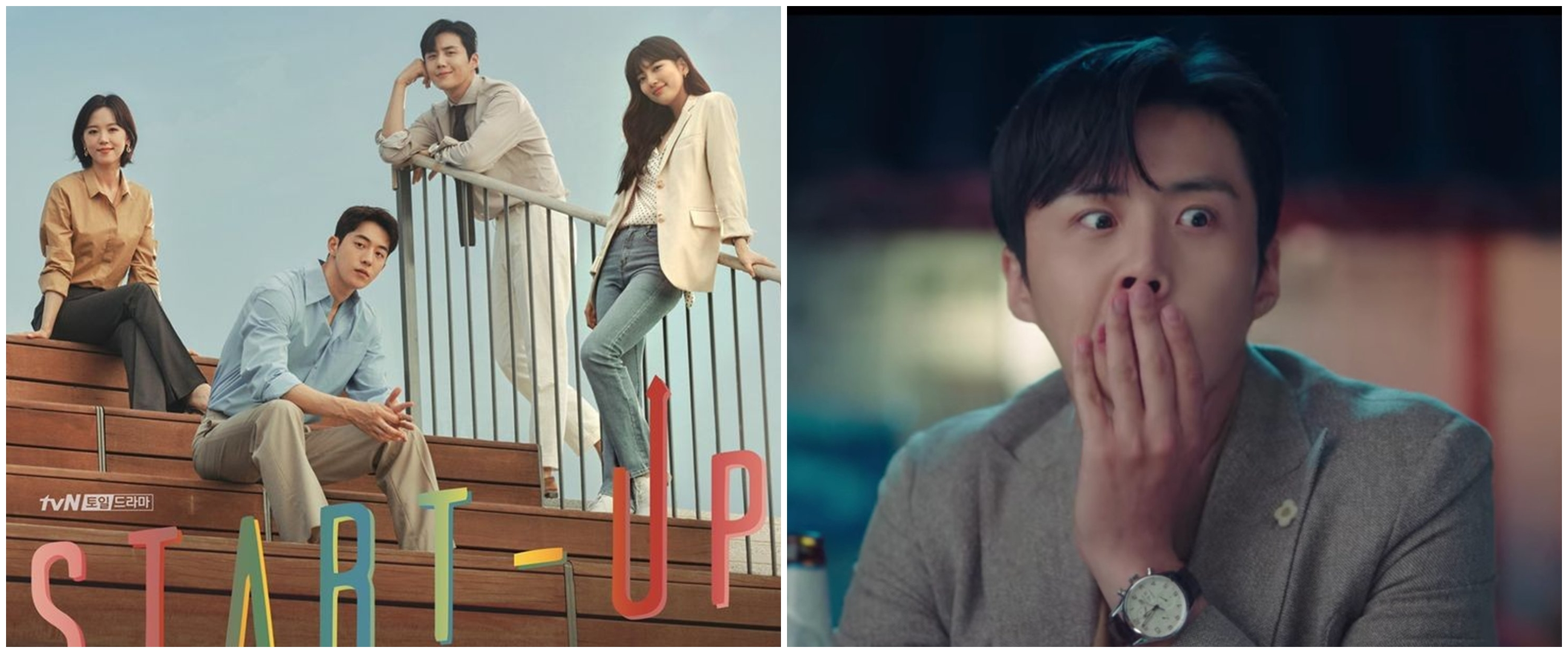 Viral ada pocong di drama Korea Selatan Start-Up, ini penampakannya
