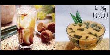 10 Resep kreasi minuman gula merah, enak, segar, dan mudah dibuat