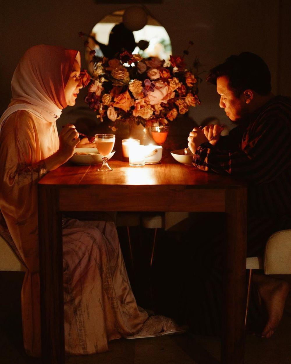 ultah pernikahan Dian Pelangi © Instagram